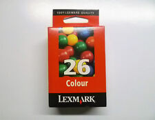 Lexmark 26 color x74 x75 x1100 x1200 x2200 z13 z23 z25 z33 z35 z500 --- OVP ND