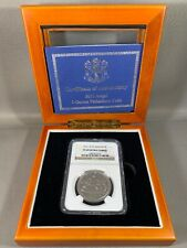 2011 Isle of Man 1 oz Palladium Angel NGC PF69 UCAM Ultra Cameo