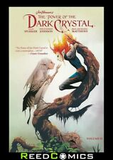JIM HENSON THE POWER OF THE DARK CRYSTAL VOLUME 2 GRAPHIC NOVEL Collects #5-8