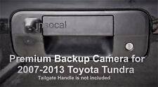 Back Up Camera for 07-13 Toyota Tundra aftermarket Radio Handle Not Included