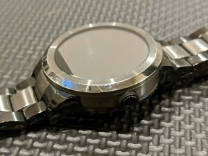 Fossil Q Founder 2.0 Stainless Steel Smartwatch  FTW2117
