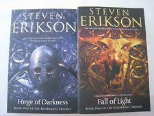 Kharkanas Novels by Steven Erikson (Books 1-2 in the Series, Trade Paperback)