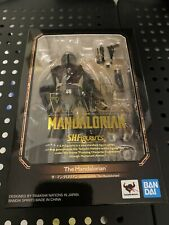 Bandai S.h. SH Figuarts Star Wars The Mandalorian Action Figure Tamashii Nations