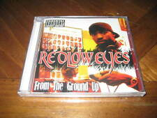 RedLow Eyes - From The Ground Up - Rap CD - M.H.E Click - 2004