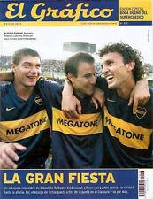 BOCA VS RIVER 2008 SPECIAL Magazine Argentina