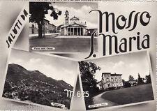 #MOSSO S. MARIA: SALUTI DA