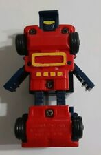 1985 Tonka Japan Gobots Blue POW-WOW - Wendy's Kids Meal Toy