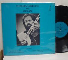 THOMAS TEDESCO-BOBBY BRADFORD & Ocean 1982 NIMBUS LP Sherman Ferguson FREE JAZZ