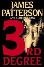 3rd Degree by Patterson, James; (Like New, Read Once, Dust Jacket)