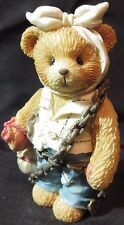 "Cherished Teddies Jacob Bearly ""You Will Be Haunted By Three Spirits"" 614785"
