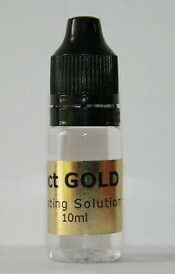 10ml 9ct Gold Tester Spot On Testing Solution Kit Fluid Fast