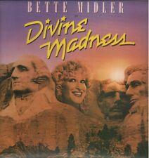 BETTE MIDLER - DIVINE MADNESS - Original Film Soundtrack LP 1980 - NEW/SEALED