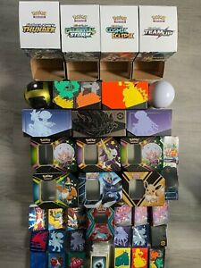 Lot of 6 Empty Tins/Boxes/Sleeves/Dice/Coins/Energy & More L@@K