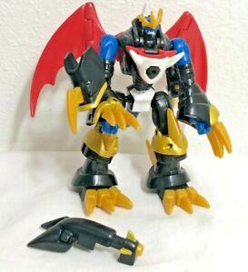 "Imperialdramon Digimon Digivolving Transforming Bandai Action Figure Toy Rare 5"""
