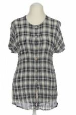 Normalgröße Comma Damenblusen, - tops & -shirts mit Rundhals-Ausschnitt