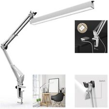 Workbench Drafting Table Light 3 Level Dimmer White Adjust Architect Clamp Lamp