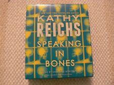 Temperance Brennan: Speaking in Bones by Kathy Reichs (2015, CD, Unabridged)
