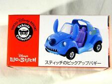 Tokyo Disney Land TOMY TOMICA Stitch Pickup Buggy Sea Resort
