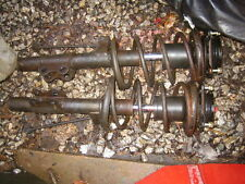 Toyota mr2 mark 1  suspension strut  legs springs shock absorber