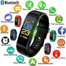 IP67 SmartWatch Blood Pressure Heart Rate Monitor Waterproof Wristband