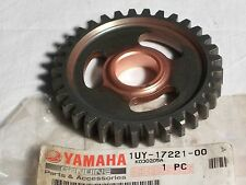 QUAD YAMAHA YFM350X WARRIOR réf:1UY-17221-00 2ème pignon secondaire transmission