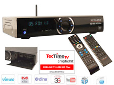 Redline TS 4000 HD Plus Sat Receiver, IPTV, WIFI, Youtube, Full HD ALLES KÖNNER