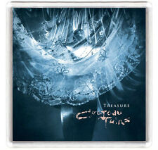 COCTEAU TWINS - TREASURE LP COVER FRIDGE MAGNET IMAN NEVERA