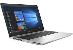 "HP PROBOOK 650 G4 i5-8350H 1.70GHZ 8GB 256GB SSD 15.6"" FHD UHD620 WIN10P"