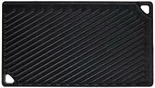 Lodge Double Play Cast Iron Pre Seasoned Reversible Grill/Griddle