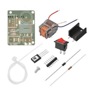 15KV high frequency DC High Voltage Arc Ignition Generator Boost Step Up DIY Kit