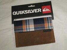 Quiksilver Polyester Bifold Wallets for Men