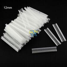 5000Pcs 12mm Barbs Fastener Pin for Standard Label Price Tagging Tag Gun Plastic