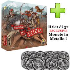 Predoni di Scizia Gioco da Tavolo Italiano + Pack Set Monete 🤩🤩
