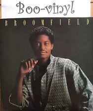 MODERN SOUL LP Broomfield-self titled Label Vision EX + avec vinyle