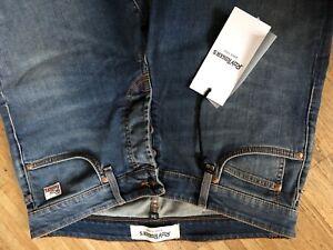 jeans roy rogers  nuovo uomo mod. 529 weared 10 taglia 34/48 veste attillato