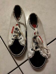 """Tolle Schuhe Von Tommy Hilfiger""""Keith Haring"""" Gr 38"""