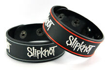 Slipknot New 2x Rubber Bracelet Wristband Free Shipping! ww44 Psychosocial /Mask