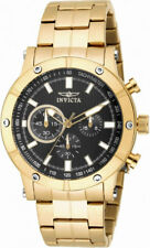 Invicta Specialty 18163 Men's Round Chronograph Black Analog Watch
