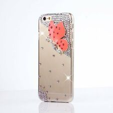 Girls' Glitter Jewelled Bling Crystal Diamonds Soft gel Phone back Case Cover S3