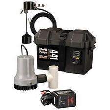Liberty Pumps Model 441 12-Volt Battery Back-Up Emergency Sump Pump System