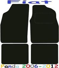 FIAT PANDA Deluxe qualità Tappetini su misura 2006 2007 2008 2009 2010 2011 2012