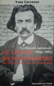 Le lascar de Montmartre Ferdinand Janssoulé (1834-1883)