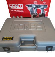 Senco Duraspin  DS202 14V  Collated Drywall Screwgun &  SD300 Screwdriver KIT