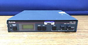 Used Extron VSC 700 700D Video Scan Converter