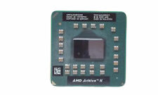 Lot of 2 AMD Athlon II P340 2.2GHz Socket S1 Laptop CPU - AMP340SGR22GM