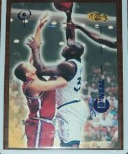 Shaquille O'Neal '96 Visions 1996 Classic #1 Nrmt
