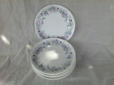 """6 X WEDGWOOD ANGELA 6.5"""" PLATES VERY GOOD USED CONDITION FIRST QUALITY"""