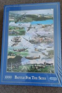 Gibsons battle for the skies  1000 piece jigsaw brand new