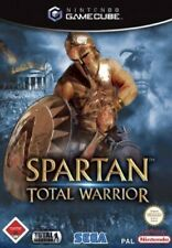 Nintendo GameCube - Spartan: Total Warrior DE nur CD