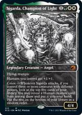 Sigarda, Champion of Light SHOWCASE, Innistrad: Midnight Hunt, NM PREORDER